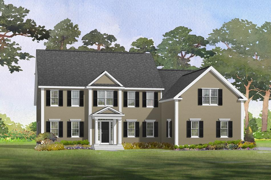 Kane built homes boston ma custom builder 25 for Wallace custom homes